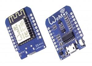 WeMos D1 mini ESP8266