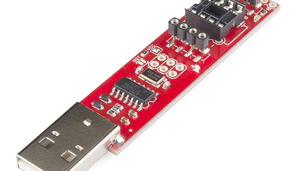 AVR Programmer: AtTiny45, AtTiny85