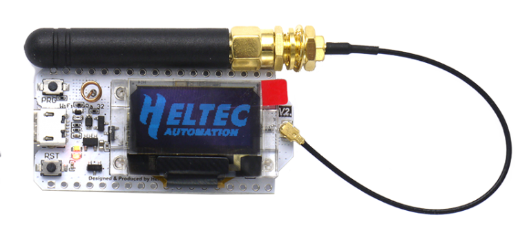 HELTEC ESP32 lora wifi kit v2
