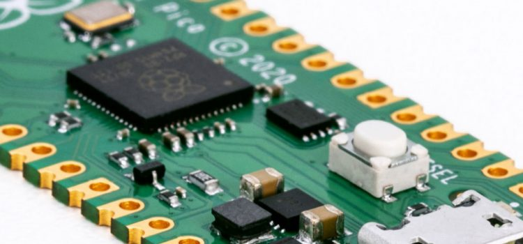 Raspberry PI Pico RP2040 pinout